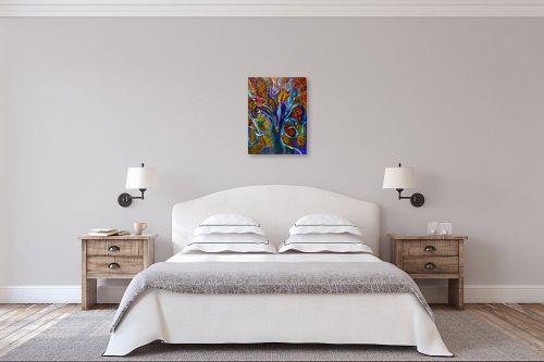 תמונה לחדר שינה - אסתר חן-ברזילי - עץ הדעת - מק''ט: 306211