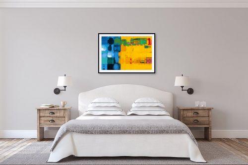 תמונה לחדר שינה - גורדון - בצהרי הים - מק''ט: 308120