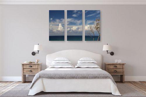 תמונה לחדר שינה - אבי סימן-טוב - כבציור - מק''ט: 309095
