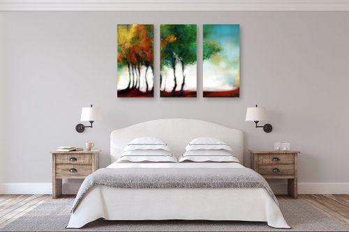 תמונה לחדר שינה - גורדון - העצים שלימדו אותי פסדובלה - מק''ט: 309296