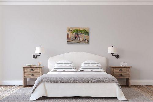 תמונה לחדר שינה - רוחלה פליישר - חנות הבגדים - מק''ט: 309702
