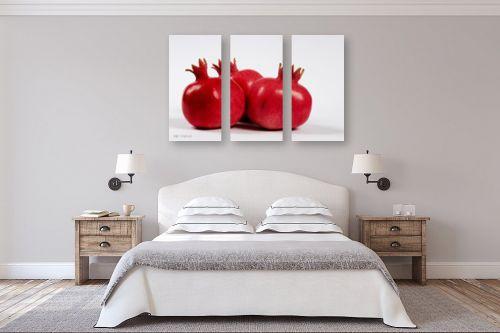 תמונה לחדר שינה - קובי פרידמן - רימונים - מק''ט: 31120