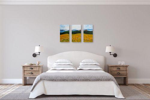 תמונה לחדר שינה - ורד אופיר - בתים על ההר - מק''ט: 312370