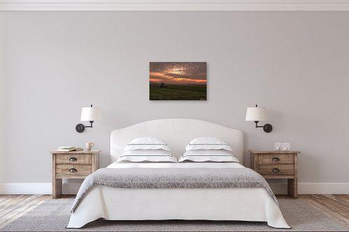 תמונה לחדר שינה - אלעד דרור - קוצרים ברינה - מק''ט: 312859