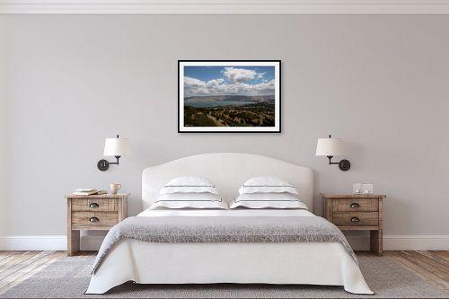 תמונה לחדר שינה - אלעד דרור - הכנרת - מק''ט: 312934