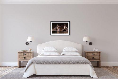 תמונה לחדר שינה - אלעד דרור - גשר לונדון - מק''ט: 312945