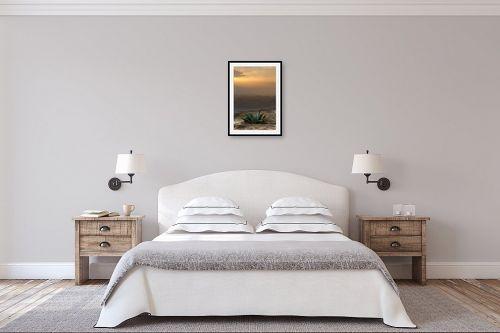 תמונה לחדר שינה - איזבלה אלקבץ - זריחה במצפה רמון - מק''ט: 313013
