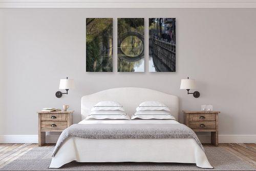 תמונה לחדר שינה - כרמל תדמור - הגדר העגול - מק''ט: 314081