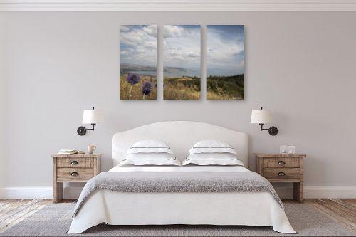 תמונה לחדר שינה - אלעד דרור - קסם על ים כנרת - מק''ט: 315801
