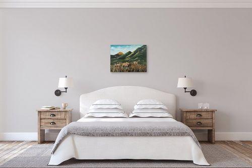 תמונה לחדר שינה - דיאנה אורן - אילות באחו  - מק''ט: 315899