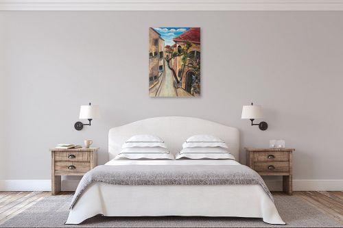 תמונה לחדר שינה - דיאנה אורן - סימטה בירושלים - מק''ט: 316071
