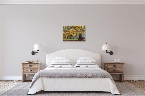 תמונה לחדר שינה - אסתר טל - שלכת 2 - מק''ט: 316176