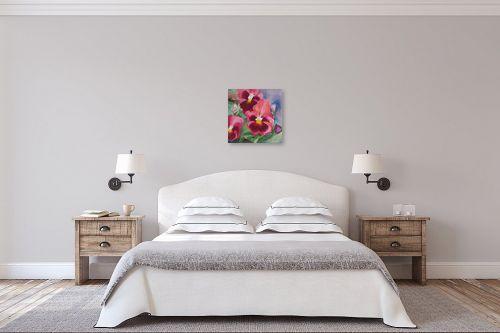 תמונה לחדר שינה - אסתר טל - אמנון ותמר 7 - מק''ט: 316512