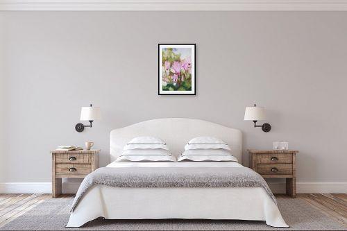תמונה לחדר שינה - אסתר טל - רקפות 1 - מק''ט: 316559