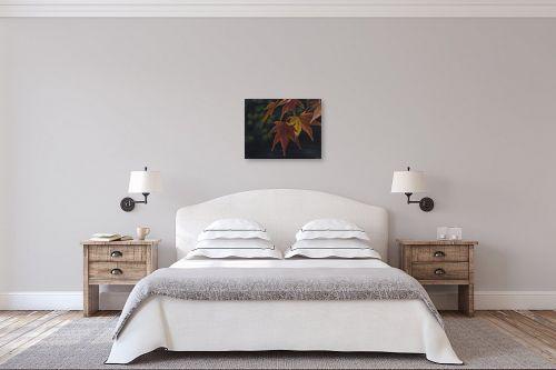 תמונה לחדר שינה - אסתר טל - שלכת - מק''ט: 316651