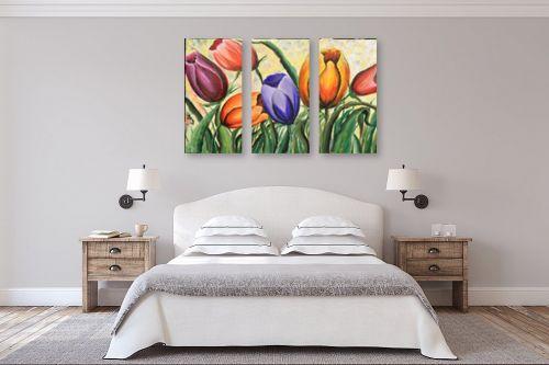 תמונה לחדר שינה - דיאנה אורן - צבעוניות - מק''ט: 316701