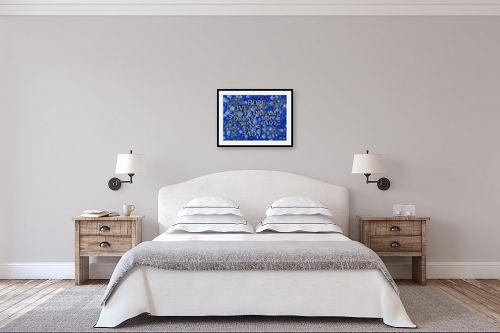 תמונה לחדר שינה - ויקטוריה רייגירה - LOVE HOPE DREAM - מק''ט: 316717