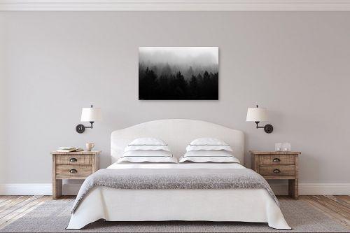תמונה לחדר שינה - אורי לינסקיל - עצים - מק''ט: 318236