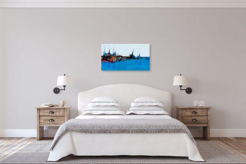 תמונה לחדר שינה - גורדון - סירות - מק''ט: 318383