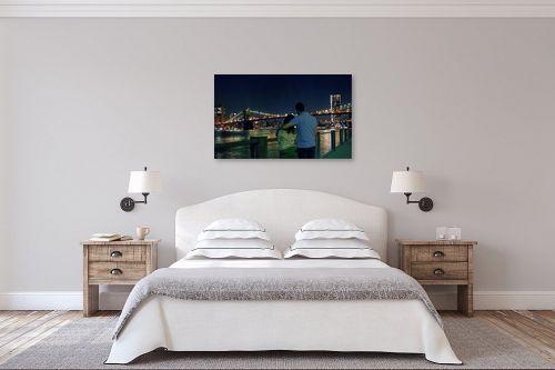 תמונה לחדר שינה - אלי נגר - רומנטיקה - מק''ט: 318392