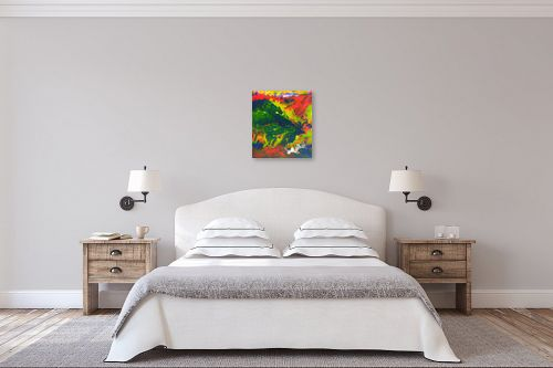 תמונה לחדר שינה - אירית שרמן-קיש - צבעוניות - מק''ט: 319259