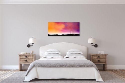 תמונה לחדר שינה - גורדון - ענן צהוב - מק''ט: 319897