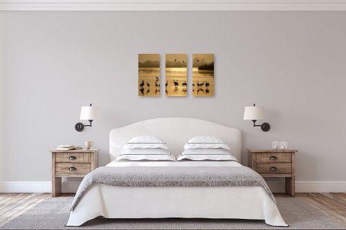 תמונה לחדר שינה - ארי בלטינשטר - זריחה פסטורלית - מק''ט: 320014