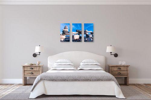 תמונה לחדר שינה - שי וייס - חלוקים - מק''ט: 321925