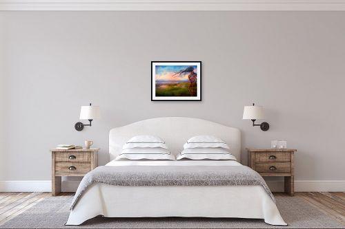 תמונה לחדר שינה - גורדון - פנטזיה על חופשת חורף - מק''ט: 322053