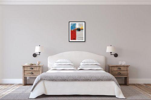 תמונה לחדר שינה - גורדון - תשוקה במדריד - מק''ט: 324318