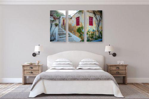 תמונה לחדר שינה - שי וייס - סימטה - מק''ט: 324816
