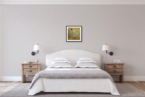 תמונה לחדר שינה - חני שפר - time to shine - מק''ט: 325423