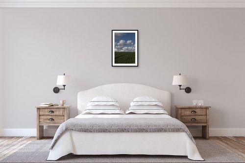תמונה לחדר שינה - אלעד דרור - טורבינות רוח - מק''ט: 325821