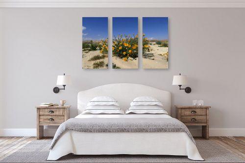תמונה לחדר שינה - ארי בלטינשטר - כתום שולט - מק''ט: 326077
