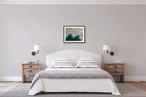 תמונה לחדר שינה - גל מאירי - חופי ים המלח - מק''ט: 326975
