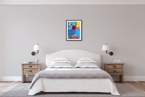 תמונה לחדר שינה - גורדון - חגיגה - מק''ט: 327073