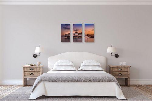 תמונה לחדר שינה - שי וייס - צידי השקיעות - מק''ט: 327077