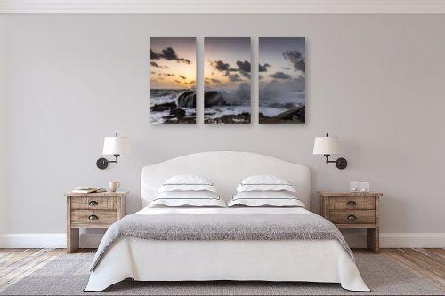 תמונה לחדר שינה - אילן עמיחי - אחרי הסופה - מק''ט: 327425