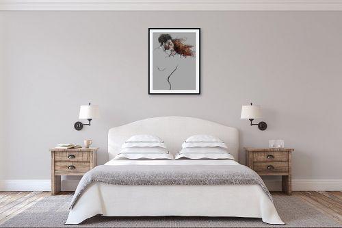 תמונה לחדר שינה - גורדון - נשק אותי - מק''ט: 328580