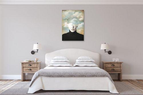 תמונה לחדר שינה - בתיה שגיא - ראש בעננים - מק''ט: 328888