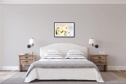 תמונה לחדר שינה - נעמי עיצובים - נוף כפרי - מק''ט: 329649