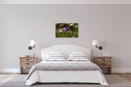 תמונה לחדר שינה - טניה קלימנקו - כלניות - מק''ט: 329902