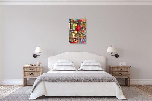 תמונה לחדר שינה - בן רוטמן - יריד התענוגות - מק''ט: 329972