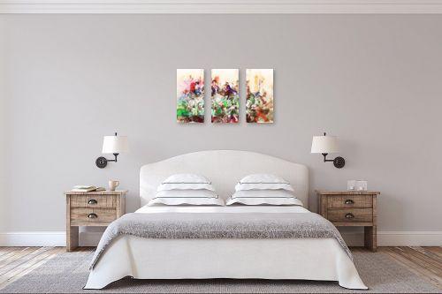 תמונה לחדר שינה - Artpicked - שיעור מחול מודרני - מק''ט: 330372