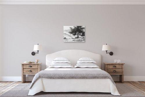 תמונה לחדר שינה - נטליה ברברניק - עץ - מק''ט: 330485