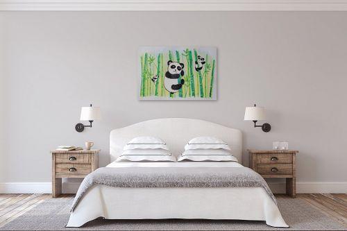 תמונה לחדר שינה - נטליה ברברניק - משפחה - מק''ט: 330663