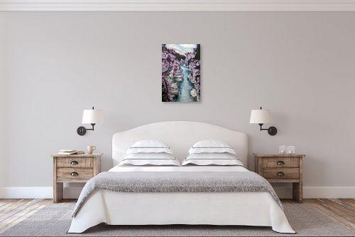 תמונה לחדר שינה - אהובה מגן - סקורהביפן - מק''ט: 330917