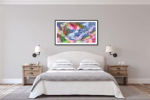 תמונה לחדר שינה - ויקטוריה רייגירה - שעשוע - מק''ט: 332472