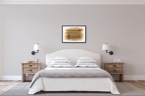 תמונה לחדר שינה - אורית גפני - הרהורים - מק''ט: 332615