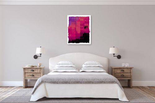 תמונה לחדר שינה - גורדון - סערה - מק''ט: 333312